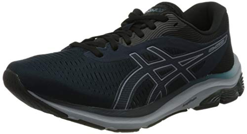 Asics Gel-Pulse 12, Road Running Shoe Hombre, French Blue/Sheet Rock, 43.5 EU