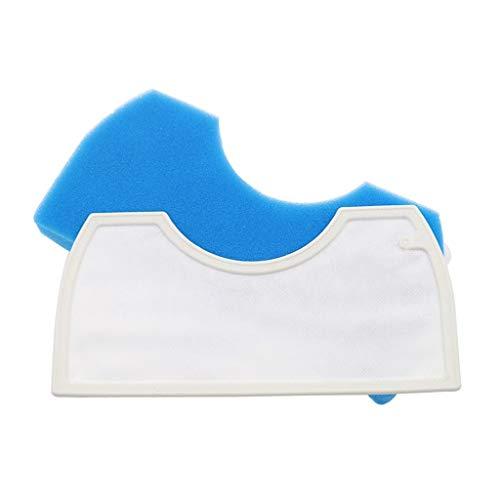 Accesorios para Aspiradora Juego de Filtro 1 Set Blue Esponj