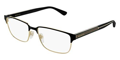 Eyeglasses Gucci GG 0383 O- 004 BLACK /