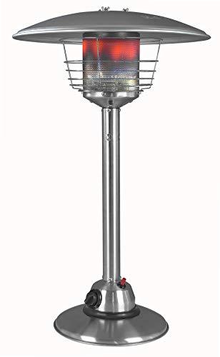 Eurom - Sombrilla calefactora de mesa (4 kW)