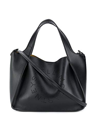 Stella McCartney Luxury Fashion Damen 513860W85421000 Schwarz Polyurethan Handtaschen | Jahreszeit Permanent