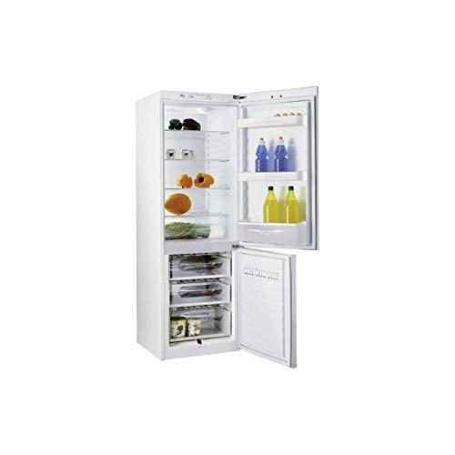 Candy CCPN 6184IW Libera installazione 316L A++ Bianco frigorifero con congelatore