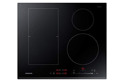 Samsung NZ64K5747BK Piano Cottura Induzione 60 cm con Area Flex e Limitatore di Potenza