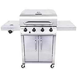 Char-Broil Stainless Steel Propane Gas Grill