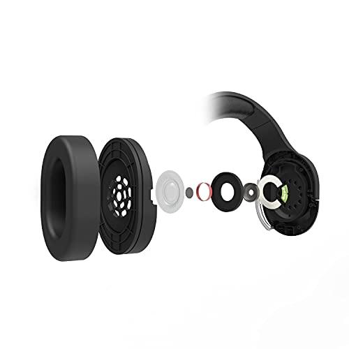 MSI Immerse GH20 Cuffie Gaming Over Ear con Microfono, Driver da 40mm, Attacco Jack 3.5