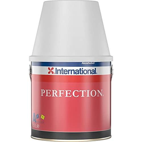 International Perfection 001 - Juego de 2 componentes de Poliuretano (0,750 L), Color Blanco