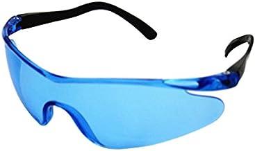Tianu Gafas de seguridad para pistola de Nerf Gun Accesorios de plástico para niños protectores de ojos al aire libre juguetes gafas de pistola de juguete 3 colores
