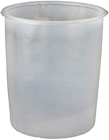 5 gal sold out Capacity Pail Liner 14 in PK Dealing full price reduction FDA compliant Length 15 mil