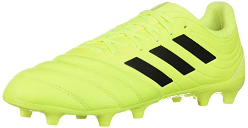 adidas Men's Copa 19.3 Firm Ground Soccer Shoe, Solar...
