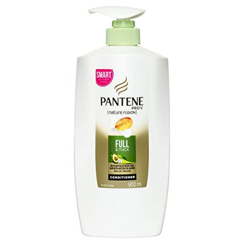 Pantene Pro-V Full and Thick Conditioner: Thickening Conditioner for Hair 900ml