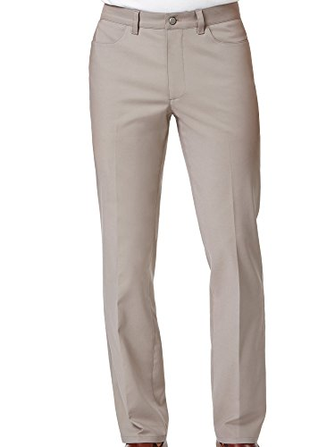 Alfani Men's Chino Pants Slacks (32x30, Beige)