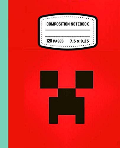 Composition Notebook: Best gameing Composition Notebook, Gift It To Cute Girl, Men, And Women, Wide Ruled Composition Notebook For game Lover Birthday ... parents & grandmother Gift for her children.