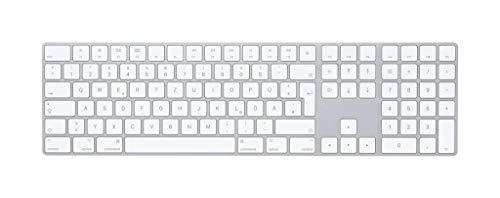 AppleMagicKeyboard(テンキー付き)-日本語(JIS)-シルバー