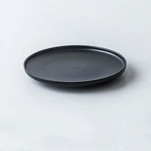 gousheng Essteller Geschirr Keramik Essteller Kreative Essteller Western Pizza Teller Geschirr Home KüChe Essteller