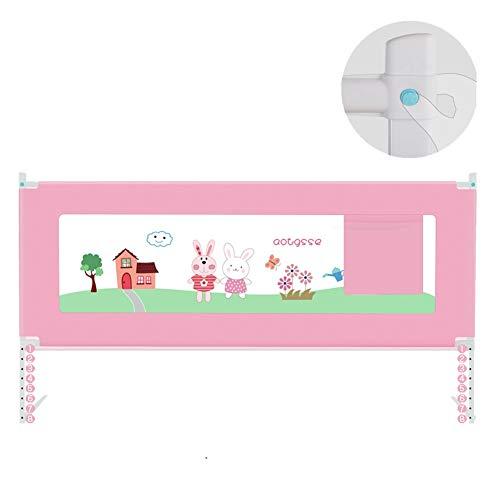 Buy Bargain LLF Baby Bed Rail for Double King Mattress, Adjustable Vertical Lifting Toddler Kids Saf...