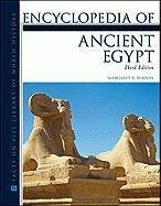 Encyclopedia of Ancient Egypt 3rd (third) edition by Margaret R. Bunson published by Facts on File, Inc. (2012) [Hardcover]