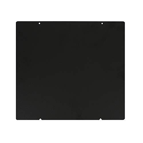 ILS - 253,8 x 241 mm MK52 dubbele textuur PEI Powder stalen plaat voor 3D-printer