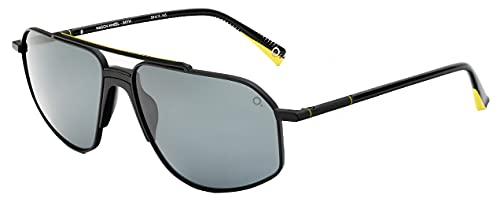 Etnia Barcelona Gafas de Sol WAGON WHEEL SUN Silver/Blue Shaded Hd 59/15/148 unisex