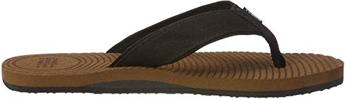 O'Neill Herren FM Koosh Slide Sandals Zehentrenner, Braun (Tobacco Brown), 44 EU
