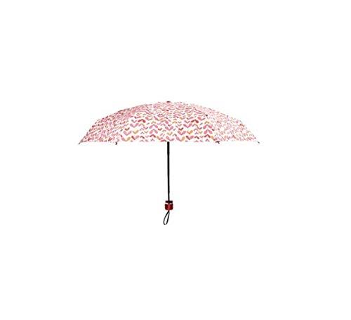 XINSHENG Store Pequeño Anti-UV Manera del Paraguas de la Lluvia de Las...