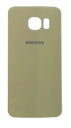 Ilovemyphone Tapa Bateria para Samsung Galaxy S6 Edge Plus G928F Color Oro Back Cover Trasera