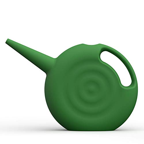 Blowmold.Design Gießkanne No.1, grün, Kunststoff, 2 Liter