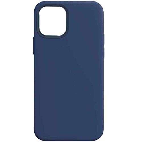 DANGE Fashion Funda para Huawei P10 Lite, Gel de sílice de color puro, funda delgada para Huawei P10 Lite, color azul