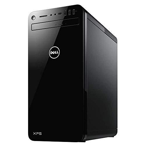 Dell XPS 8930 Intel Core i5-8400 X6 2.8GHz 8GB 1TB Win10, Black (Renewed)