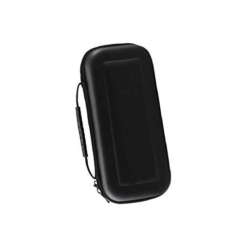 de transporte para Nintendo Switch 10 Juego de cartuchos de ranuras de soporte Deluxe Travel protectora lleva la caja de la bolsa para el interruptor de la consola de Nintendo y accesorios Negro