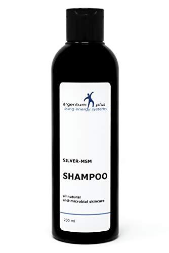 Silber-MSM Shampoo 200 ml