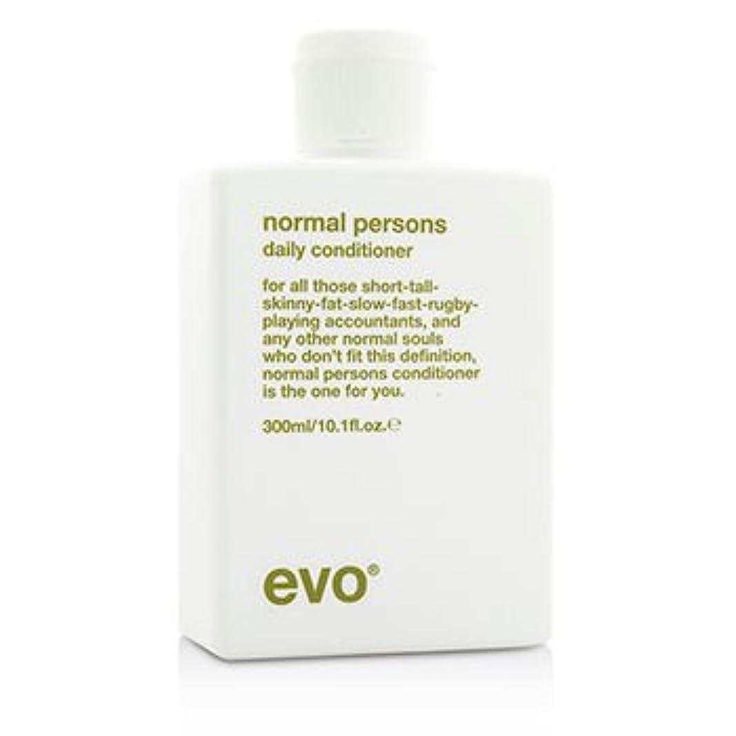 ピニオン上記の頭と肩シニス[Evo] Normal Persons Daily Conditioner (For All Hair Types Especially Normal to Oily Hair) 300ml/10.1oz