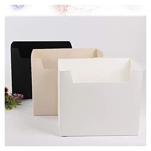 Estuche Organizador de Oficina portátil PÁGINAS Libros File Box Paper Holders Office Documents Desktop Organizer Kit Cajas de Almacenamiento Fuerte y Duradero, Ligero y fácil de Transportar.