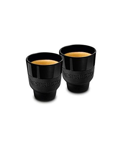 Nespresso TOUCH Espresso Tassen set da 2 x 80 ml