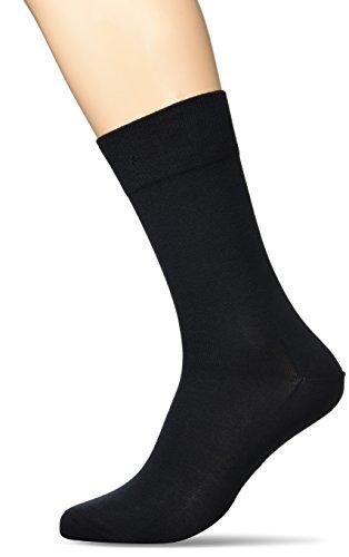 KUNERT Herren Socken, 871300 Richard, Schwarz (Black 0070), 43/46