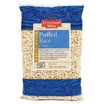 Arrowhead Mills Puffed Rice Cereal, 6 Oz. Packages (Set of 2)