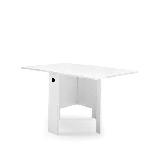 Calligaris Connubia by Consolle ausziehbarer Tisch, platzsparend.