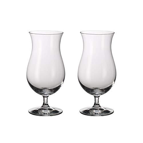 Villeroy & Boch Purismo Bar Exotic Cocktailglas 2er-Set, Kristallglas, Transparent, 90 mm, 2