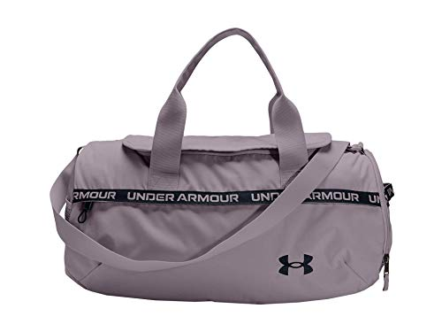 Under Armour Women's Undeniable Signature Duffle Bag , Slate Purple (585)/Black , One Size Fits All