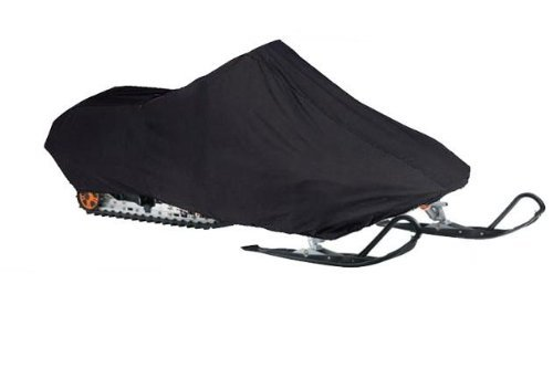 Snowmobile Snow Machine Sled Cover fits Polaris INDY Trail for Model Years 1992-1994. 200 Denier Storage Cover.