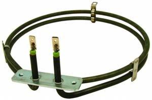 Whirlpool akz496/IX 858549615002 2000 Watt ventilador Circular de horno