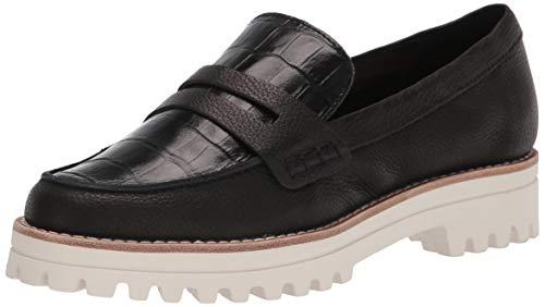 Dolce Vita Aubree Onyx Leather 8.5 W