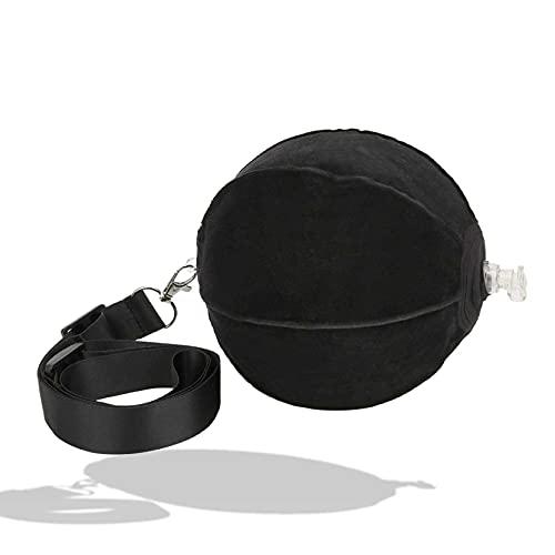 DAUERHAFT Golf Smart Inflatable Ball Trainer, Golf Swing Trainer Aid Assist Haltungskorrektur, einfach zu bedienendes Trainingszubehör