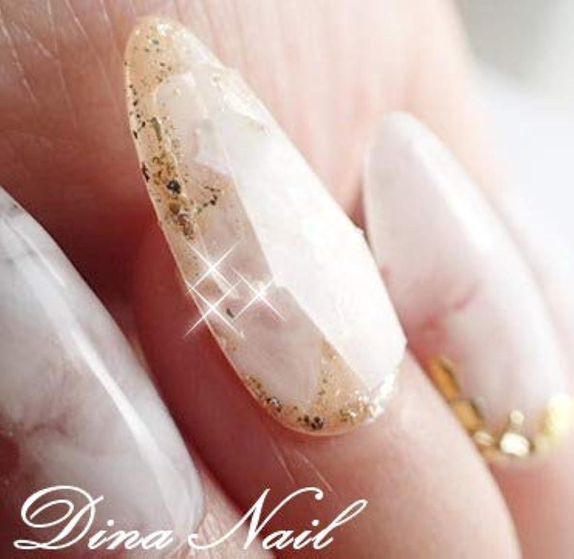 動機付ける分離する拘束するDINAネイル 白マーブル宝石ネイル ベリーショートS(14358番) ネイルチップ