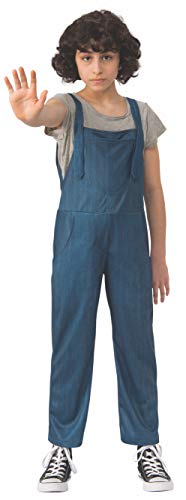 Stranger Things Eleven Overalls Child Costume - Large
