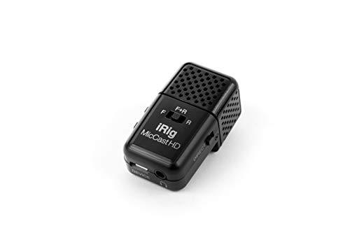 IK Multimedia iRig Mic Cast HD モバイル用高品質マイク ポケットサイズ【国内正規品】