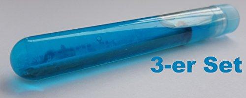 Original Hochwertige Blauwassernägel - 8cm XL Länge- 3'er Set - hochwirksame Ionisations-Rezeptur -