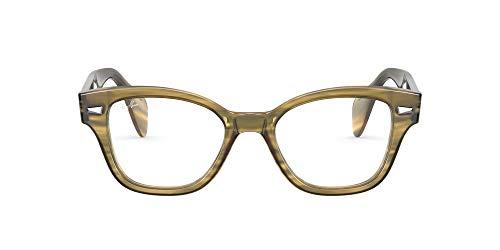 Ray-Ban Rx0880 - Marco de gafas con receta cuadrada