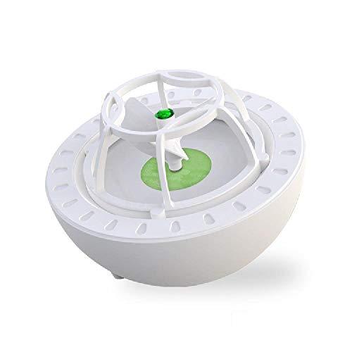 ZWHDS mini-vaatwasser, ultrasone vaatwasser, huishouden, draagbare kleine elektrische oplaadbare, via USB beweegbare hoge druktegolven, vaatwasserreiniging