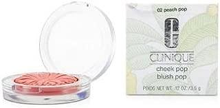 Clinique Cheek Pop - # 02 Peach Pop 3.5g/0.12oz