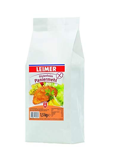Leimer Paniermehl glutenfrei, 1500 g